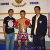 PerttiGym » Saiyoknoi fight for a Thai champion